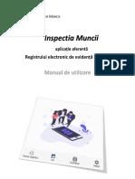 Manual de Utilizare a Aplicatiei Inspectia Muncii