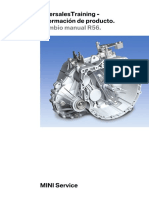 Transmision Manual R56 Mini