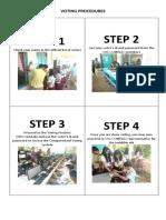 voting steps