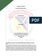 Principales problematicas ambientales de Colombia