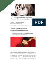 Timidez_ causas, síntomas, consecuencias y tratamiento