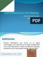 ENFERMEDAD PILONIDAL