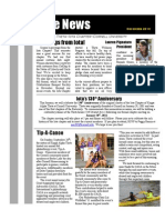 Theta Newsletter Dec '10