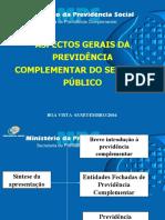 previdência servidor público