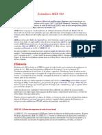 Estandares IEEE 802