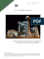 CFE-P0M27039-EPCO-PR-0006 Rev 0 PROCEDIMIENTO DE SEÑALIZACION ETIQUETADO Y CANDADEO