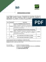 Modalidades de Pago Curso API 1104-ASME IX