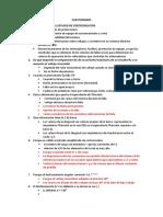 Cuestionario Introducción a Sistemas Eléctricos de Potencia