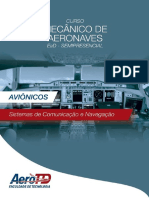 SISTEMAS DE COMUNICAÇÃO E NAVEGAÇÃO 13-01-2016