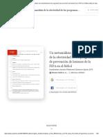(PDF) Un metaanálisis de metaanálisis de la efectividad de los programas de prevención de lesiones de la FIFA en el fútbol _ Wesam Saleh A. Al Attar - Academia.edu