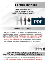 FRONT OFFICE SERVICES_Chapter 4