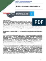 l-italien-de-a-a-z-grammaire-conjugaison-et-difficultes-2218952025
