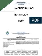 MALLA CURRICULAR TRANSICION 2019