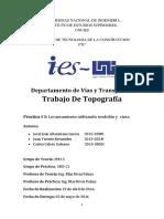 Practica topografía  3