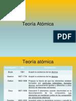 Estructura Electrónica