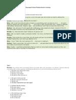 6. Rancangan Evaluasi Penilaian Intensive Listening