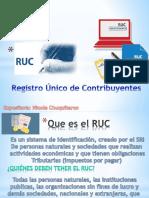 EL RUC (SECAP).pptx