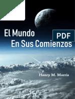 El Mundo en Sus Comienzos-Henry M. Morris
