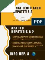 Mengenal lebih jauh hepatitis A