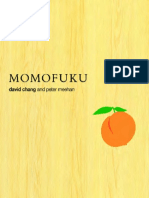 Recipes From Momofuku by David Chang and Peter Meehan