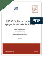 investigacion UNIDAD 4 contabilidad gerencial