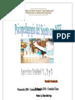 Psicopedagogia del sujeto con NEE = Apuntes Prov. 2010