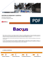 BACKUS SIPOC