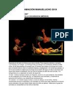 FESTIVAL-INTERNACIONAL-DE-TÍTERES-MANUELUCHO-2019-Programación