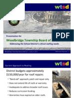 Woodbridge School Referendum Presentation