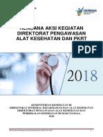RAK Dit Pengawasan Alkes dan PKRT 2015-2019_Revisi Renstra