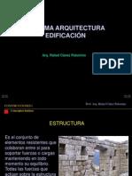 Sistema Arquitectura Edificación