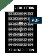 sxar collection