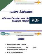 ASLinux Desktop