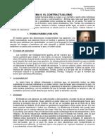 9. Contractualismo