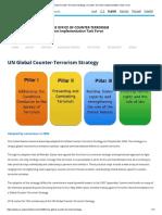 UN Global Counter-Terrorism Strategy