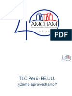 El TLC Perú-EEUU