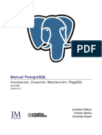 Manual - PostgreSQL