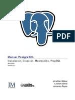 Manual - PostgreSQL
