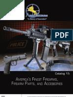 2011 Armalite Firearms Catalog