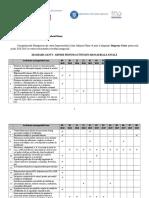 Diagrama Gantt 2018-2019