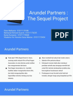 Arundel Partners _ The Sequel Project