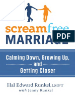 ScreamFree Marriage by Hal Runkel - Excerpt