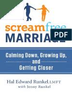 ScreamFree Marriage by Hal Runkel - Excerpt