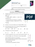 Porto Editora - Novo Espaco - 11 Ano 2018-19 - 2 Teste.pdf