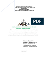 DELITO AMBIENTAL – ACCIONES DERIVADAS DEL DAÑO ECOLOGICO - Rubenrammstein