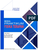 Modul Praktikum Fisika 2019