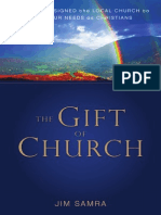 The Gift of Church by Jim Samra, Excerpt