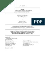 Public Knowledge/EFF Amicus Brief in Rosetta Stone v Google