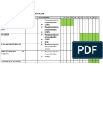 CRONOGRAMA DE IMPLEMENTACION TMERT