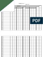 caiet de evaluare